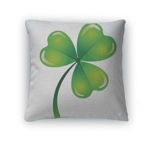 Throw Pillow, Saint Patricks Day