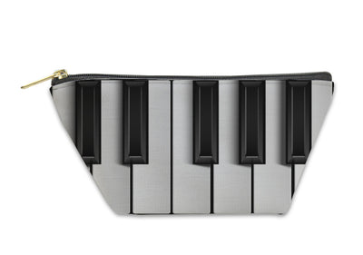 Accessory Pouch, Piano Keys - fashionbests