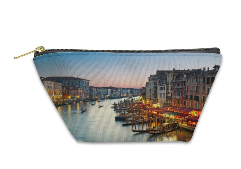 Accessory Pouch, Grand Canal Venice Italy