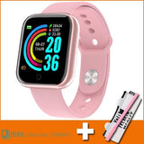 children digital wrist watch girls boys, l kids WristWatch Android IOS large screen multi-sport mode digital watch Teen - fashionbests
