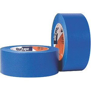 Shurtape CP27 14 Day Blue UV Resistant Masking Tape