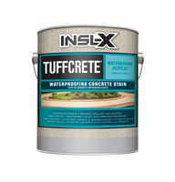 Tuffcrete® WB Acrylic Waterproofing Concrete Stain Satin Finish