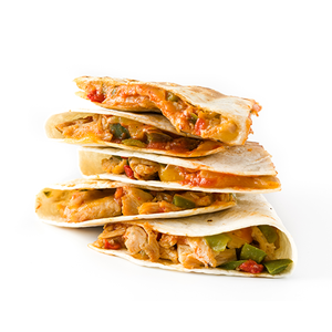 Chicken Quesadilla - Juju Eats