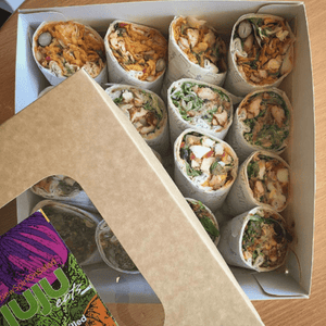 Custom Wrap Box - Large - Juju Eats