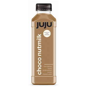 Chocolate Nutmilk - Juju Eats