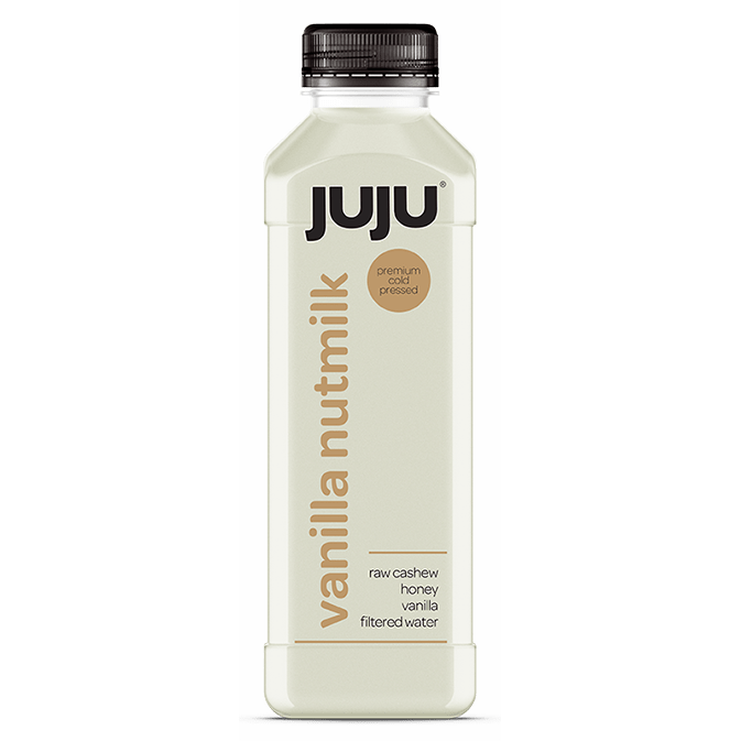 Vanilla Nutmilk - Juju Eats