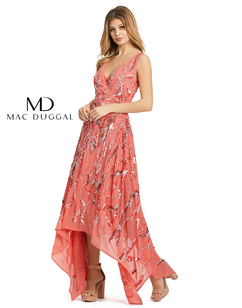Mac Duggal 10524D Dress
