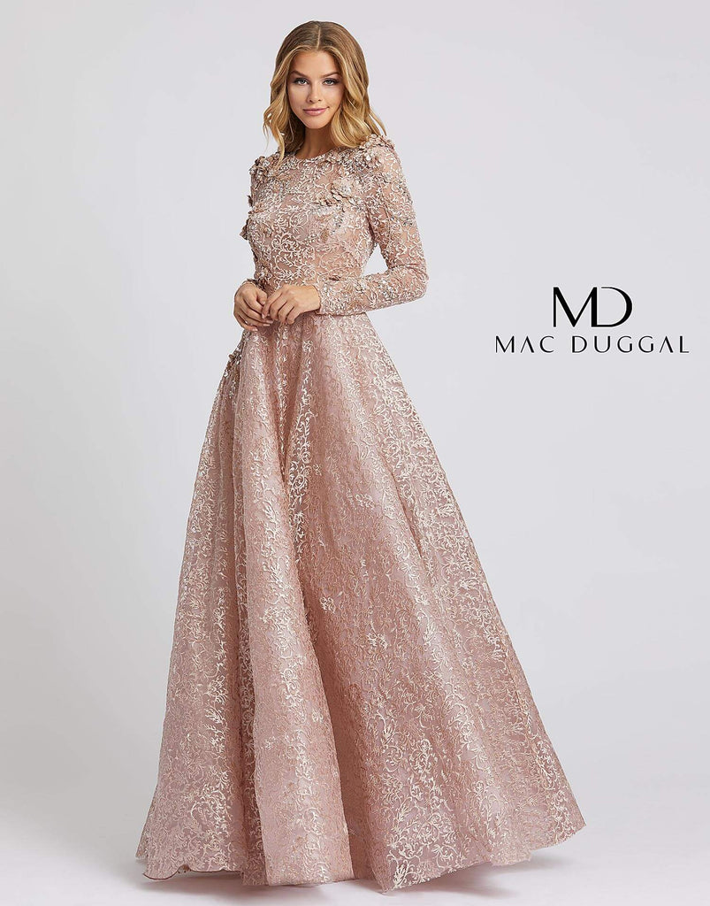 Mac Duggal 11121D Dress