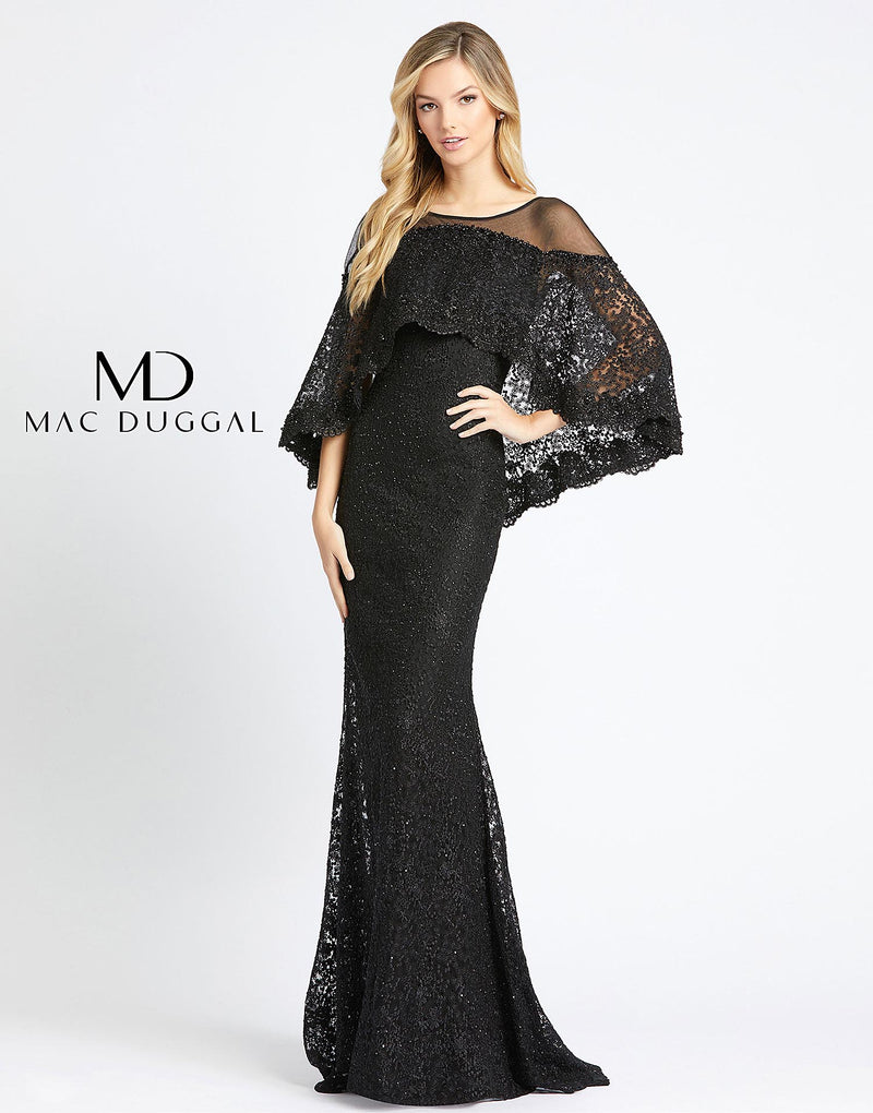 Mac Duggal 20072D Dress