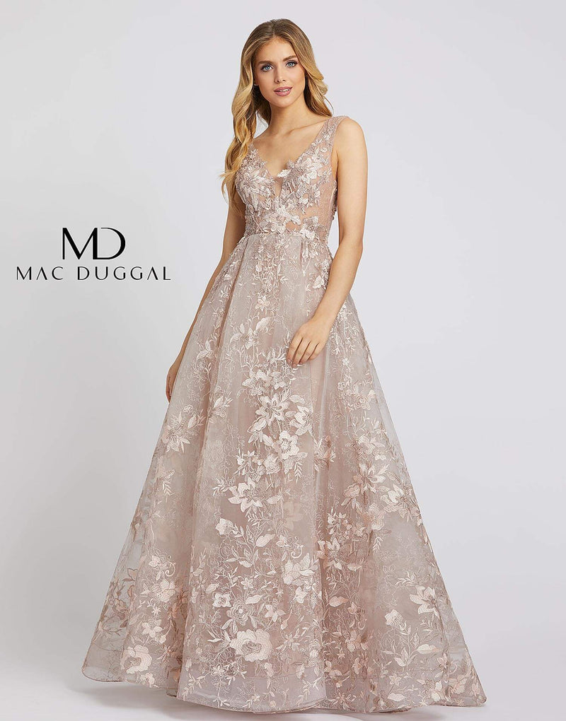 Mac Duggal 20153D Dress