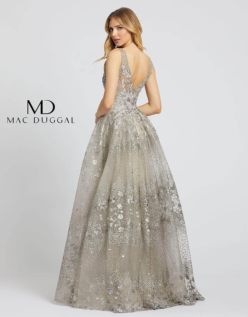 Mac Duggal 20191D Dress