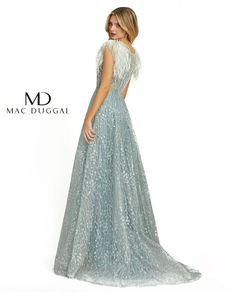 Mac Duggal 20203D Dress