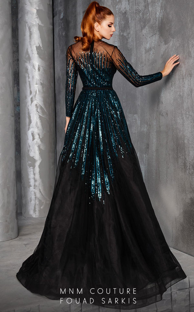 MNM Couture 2449A Dress