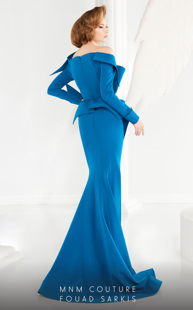 MNM Couture 2540 Dress