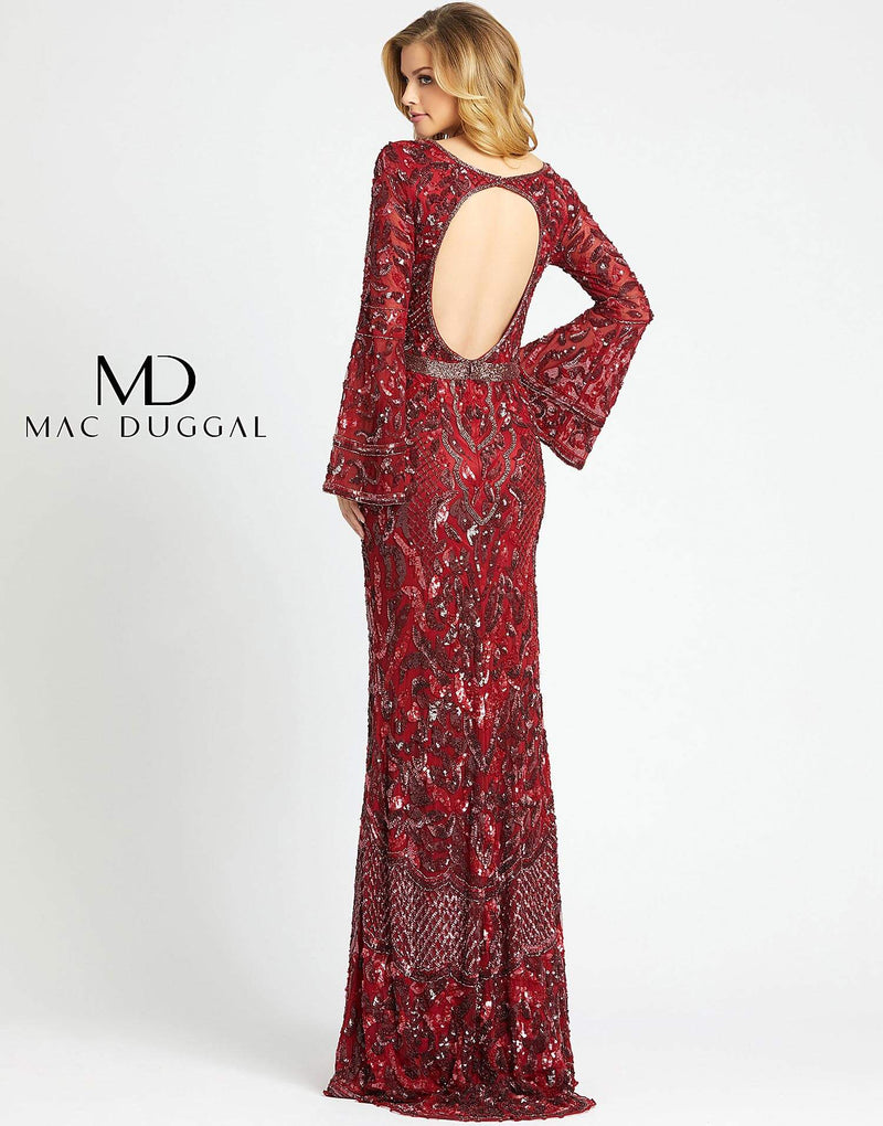 Mac Duggal 4576D Dress