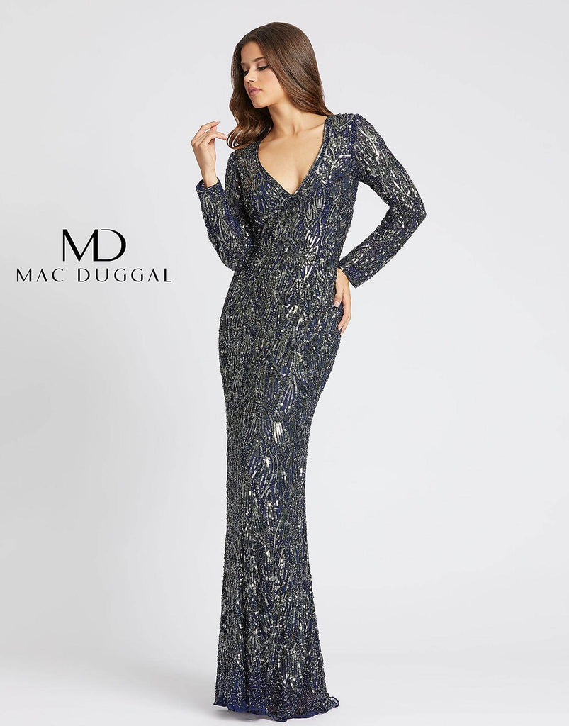 Mac Duggal 4578D Dress