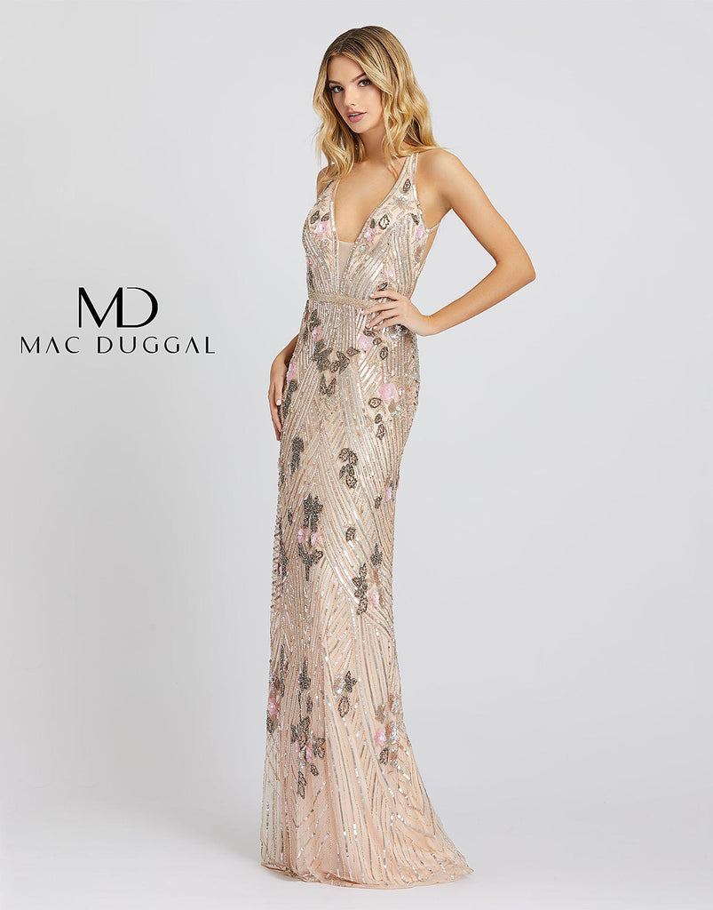 Mac Duggal 4890M Dress