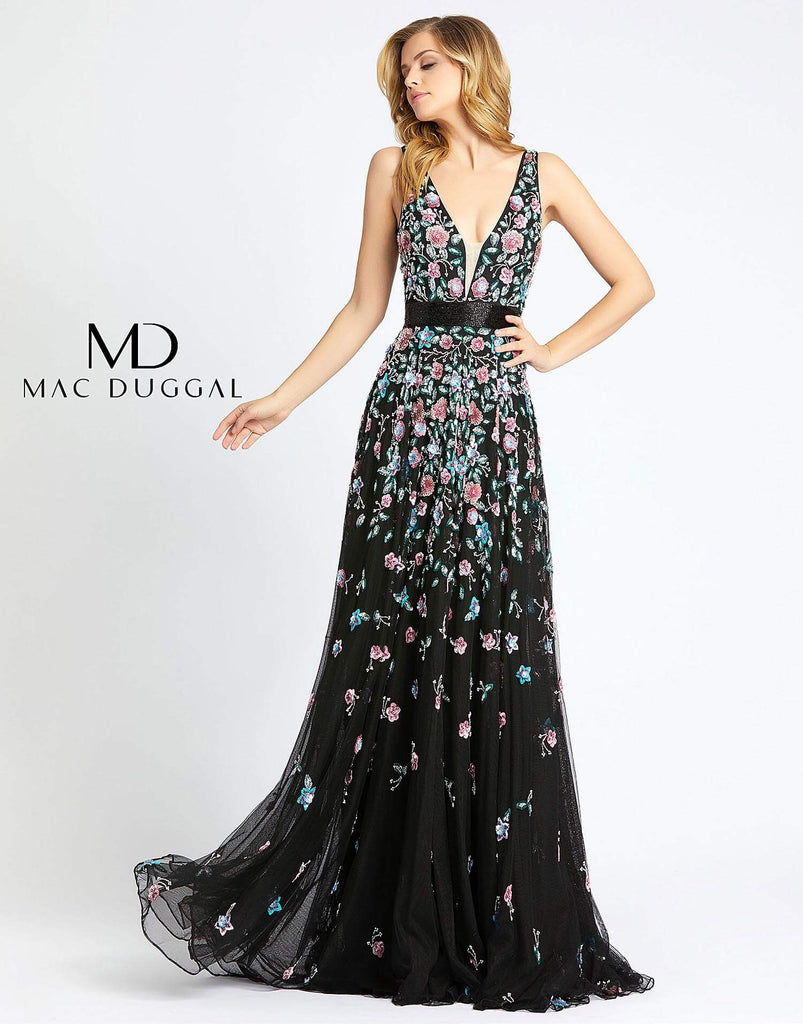 Mac Duggal 4983M Dress
