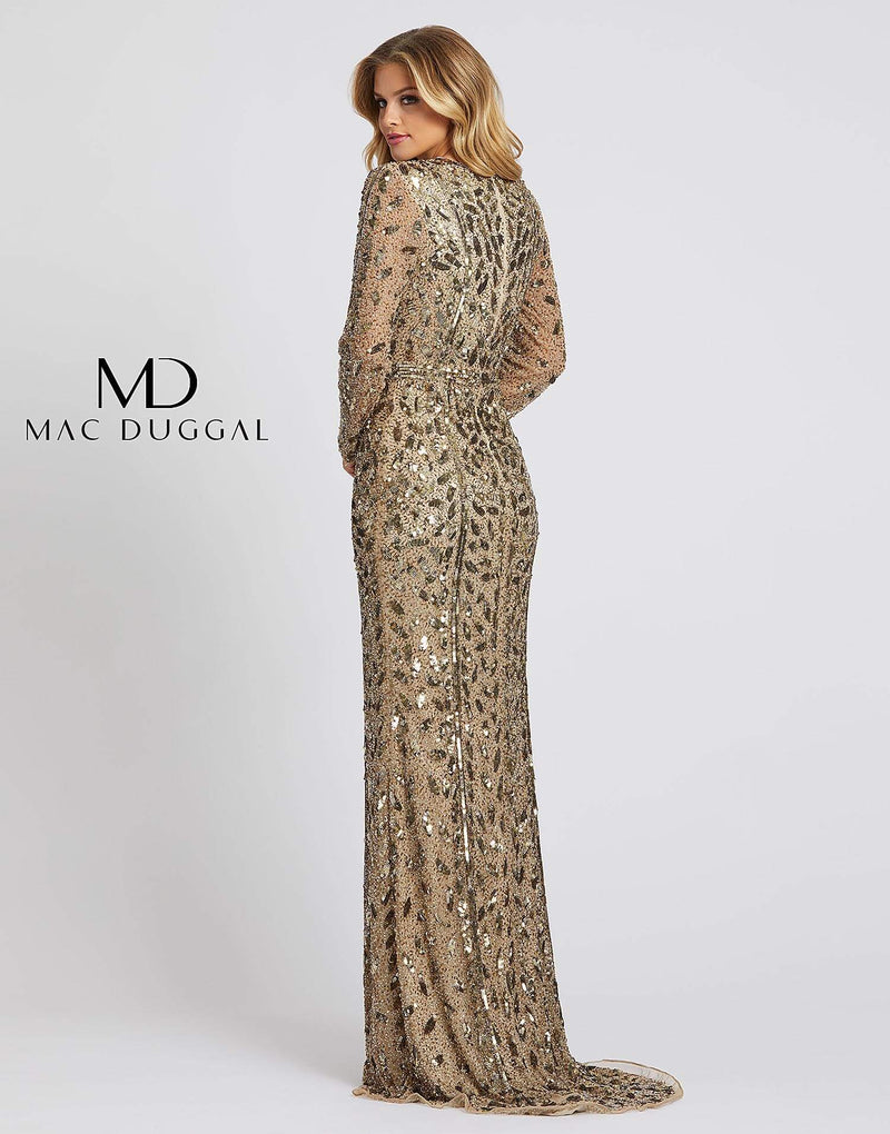 Mac Duggal 5002D Dress
