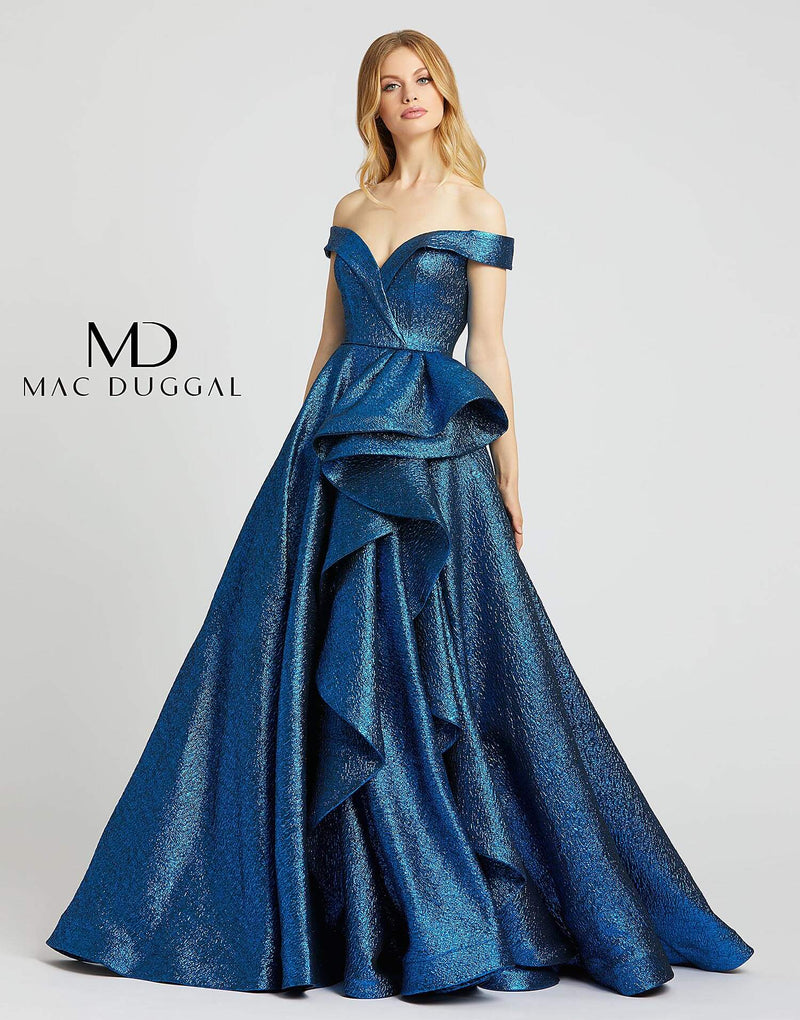 Mac Duggal 67292M Dress