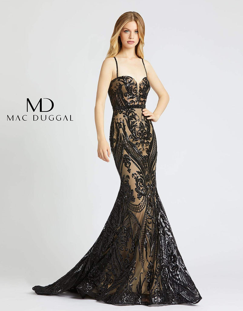 Mac Duggal 67353M Dress