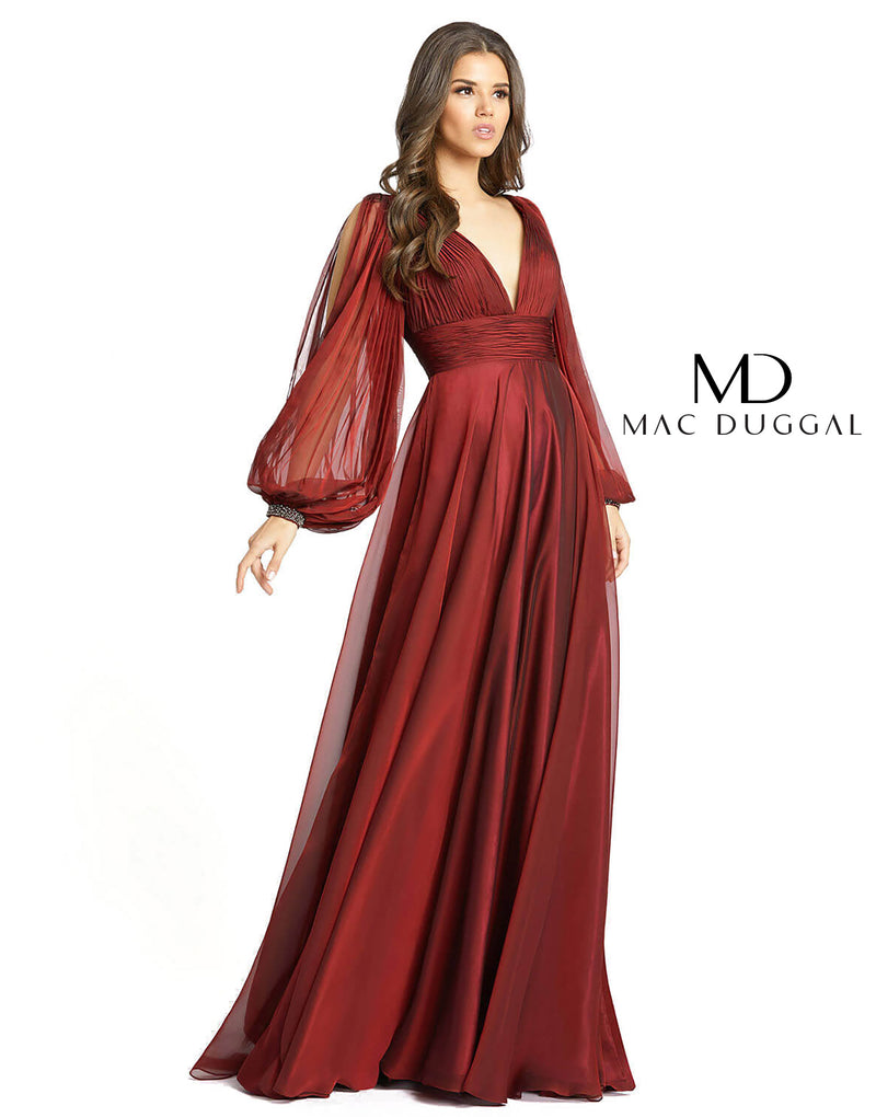Mac Duggal 67414D Dress
