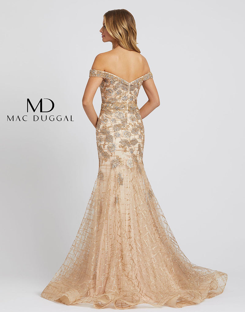 Mac Duggal 79254D Dress