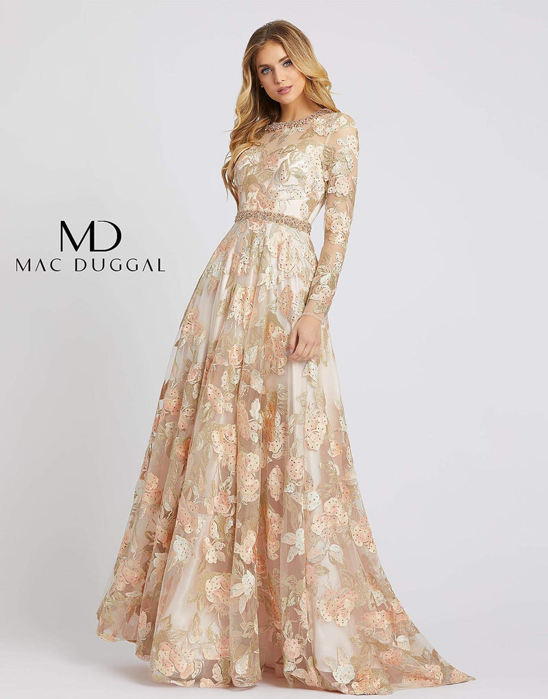 Mac Duggal 79287D Dress