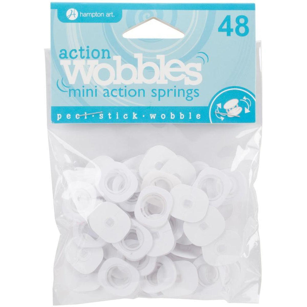 MINI Action Wobble Spring 48/pkg - Kat Scrappiness