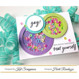 Rock Candy Sequin Mix - Shaker Card Fillers