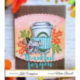 Fancy Scalloped Stitched Border Dies by Kat Scrappiness - NEW!