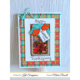 Double Stitched Rectangle Dies by Kat Scrappiness