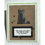 Toil & Trouble Layered Stamp Set with Matching Dies by Kat Scrappiness