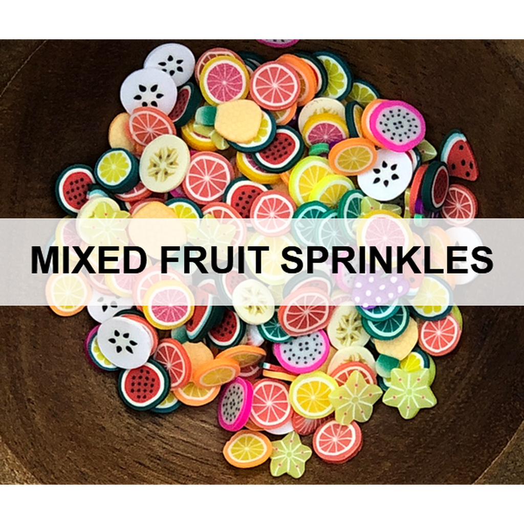 Mixed Fruit Sprinkles - Kat Scrappiness