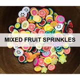 Mixed Fruit Sprinkles