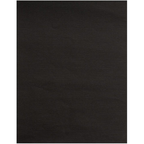 "American Crafts Embossed Specialty Paper 8.5""X11""  - Charcoal"