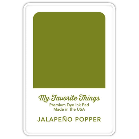 My Favorite Things Premium Dye Ink Pad - Jalapeno Popper