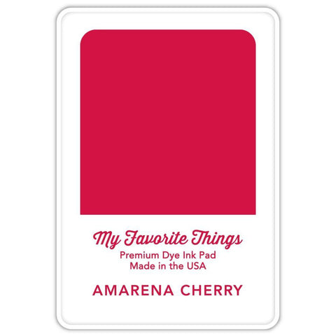 My Favorite Things Premium Dye Ink Pad - Amarena Cherry