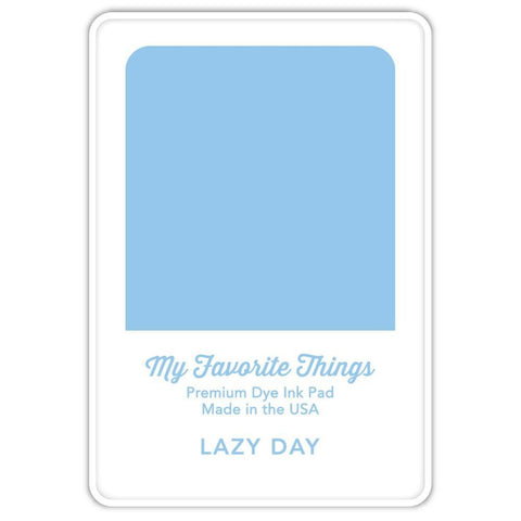 My Favorite Things Premium Dye Ink Pad - Lazy Day