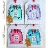 Stitched Scalloped Nesting Tags Dies by Kat Scrappiness
