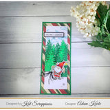 Christmas Gnome Stamp Set by Kat Scrappiness - Kat Scrappiness