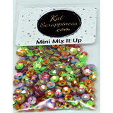 MINI Mix It Up Sequin Mix - Shaker Card Fillers - NEW! - Kat Scrappiness