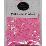 4mm Pink Heart Confetti Mix - Shaker Card Fillers - NEW! - Kat Scrappiness