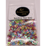 3mm Star-fetti Sequins - Shaker Card Fillers - NEW! - Kat Scrappiness