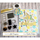 Breezy Summer Sequin Mix - Shaker Card Fillers - Kat Scrappiness