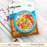 Beach Ball Shaker Card Kit by Kat Scrappiness - 011 - Kat Scrappiness