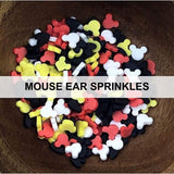 Mouse Ears Sprinkles - Kat Scrappiness