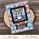 Penguin Sprinkles by Kat Scrappiness - Kat Scrappiness