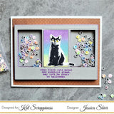 Multi-Color Paw Print Sprinkles by Kat Scrappiness - Kat Scrappiness