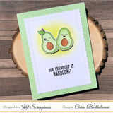 """You Guac My World"" Stamp Set by Kat Scrappiness - Kat Scrappiness"